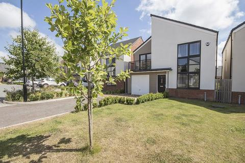 4 bedroom detached house for sale - Iveston Avenue, Great Park, Newcastle upon Tyne