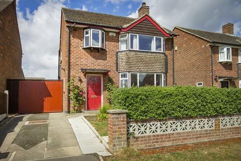 3 bedroom detached house for sale - BACK LANE, CHELLASTON