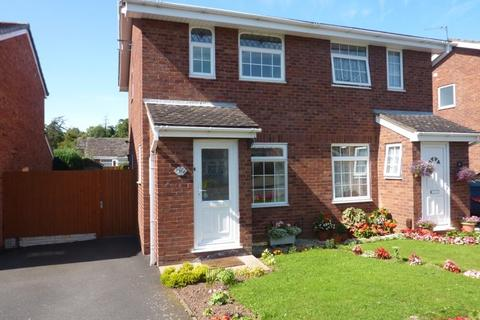 2 bedroom semi-detached house to rent - Careswell Gardens, Shifnal