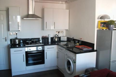 Studio to rent - Flat 1a, Fosse Road South, LE3
