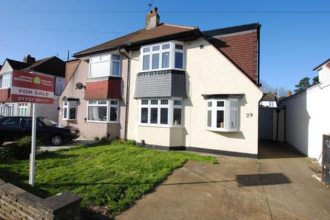 4 bedroom semi-detached house for sale - Inwood Avenue, Old Coulsdon