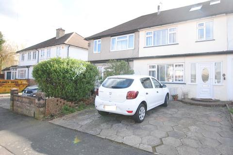 4 bedroom terraced house for sale - The Crossways, Old Coulsdon
