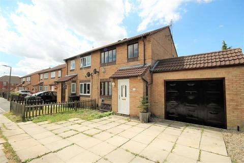 3 bedroom semi-detached house for sale - Raynard Court, Bellhouse Way, York, YO24 3GA