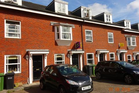 4 bedroom townhouse to rent - Sivell Mews, Exeter