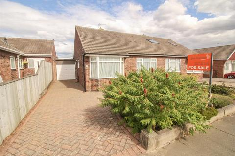2 bedroom semi-detached bungalow for sale - Norwich Avenue, Wideopen, Newcastle Upon Tyne