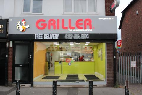 Cafe to rent - Hawthorn Road, Birmingham, B44