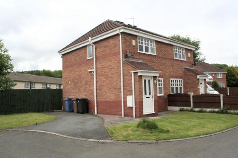 2 bedroom semi-detached house for sale - Isis Close,  Salford, M7