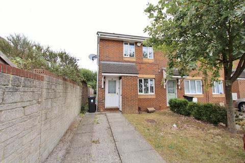 2 bedroom end of terrace house to rent - Johnson Road, Emersons Green, Bristol