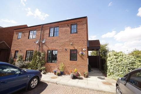 2 bedroom semi-detached house for sale - Fosters Gardens, Potterhanworth, Lincoln