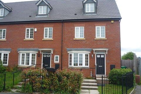 4 bedroom townhouse to rent - Cornwall Street, Openshaw, Manchester, M11 2EN