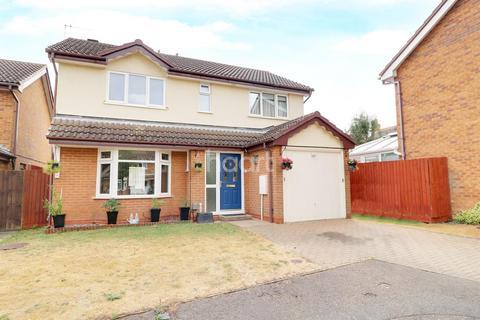 4 bedroom detached house for sale - Sutton Close, Milton