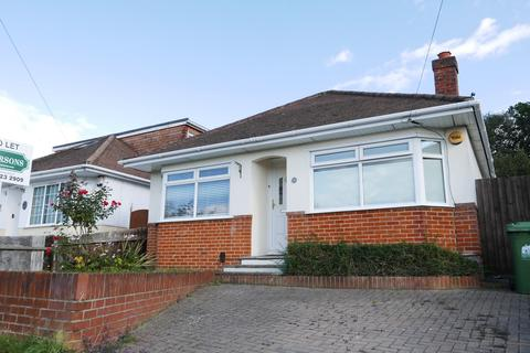 3 bedroom bungalow to rent - Lordswood  Springford Crescent   UNFURNISHED