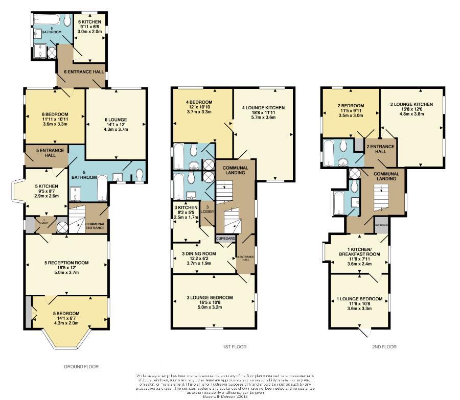 Floorplan: Complete Block floor Plan