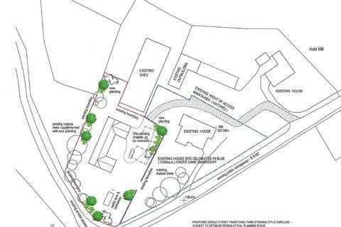 Plot for sale - The Auld Mill, Catherinebrae Farm, Archiestown, AB38