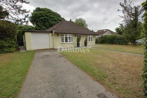 2 bedroom bungalow for sale - Bangor Road, Beaufort, Ebbw Vale, Blaenau Gwent