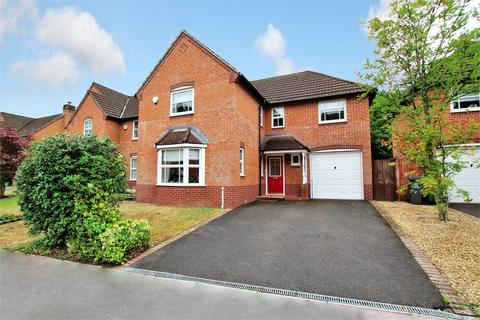 4 bedroom detached house for sale - Clos Llysfaen, Lisvane, Cardiff
