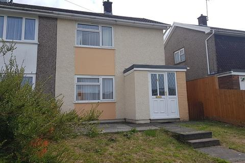 2 bedroom semi-detached house to rent - Heol Dulais , Birchgrove, Swansea, City And County of Swansea.