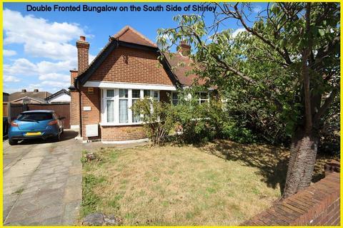 2 bedroom semi-detached bungalow for sale - Devonshire Way, Shirley