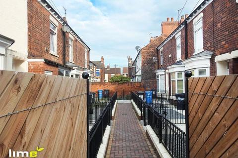 2 bedroom terraced house to rent - Sunnydene Villas, Estcourt Street, Hull, HU9 2SQ
