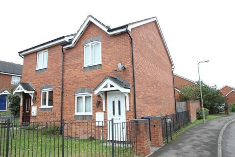 2 bedroom semi-detached house to rent - Elder Way, Greater Leys