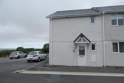 2 bedroom end of terrace house to rent - Y Bont, Pentraeth