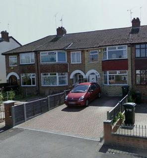3 bedroom terraced house to rent - 3 bedroom, unfurnished, terraced house, Prince of Wales Road, Coventry
