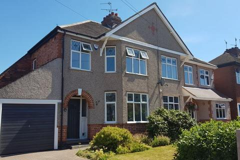 3 bedroom semi-detached house to rent - 3 bedroom family home, Prince of Wales Road, Coundon, Coventry. CV5 8GS