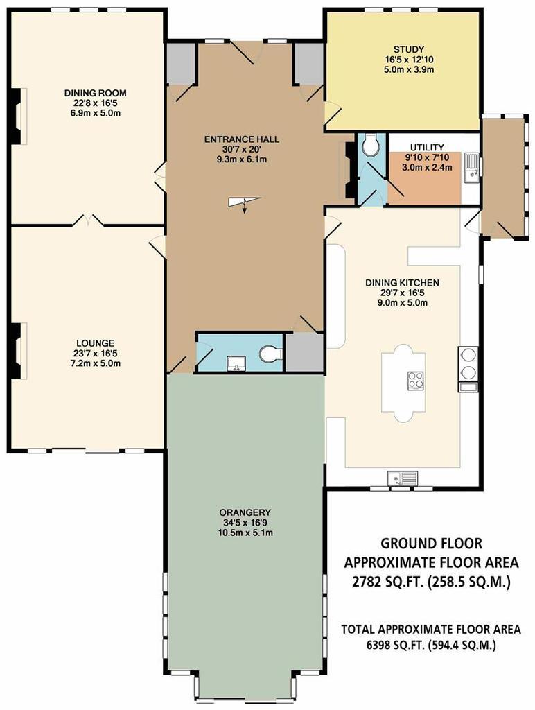 Floorplan 2 of 9: Ground Floor