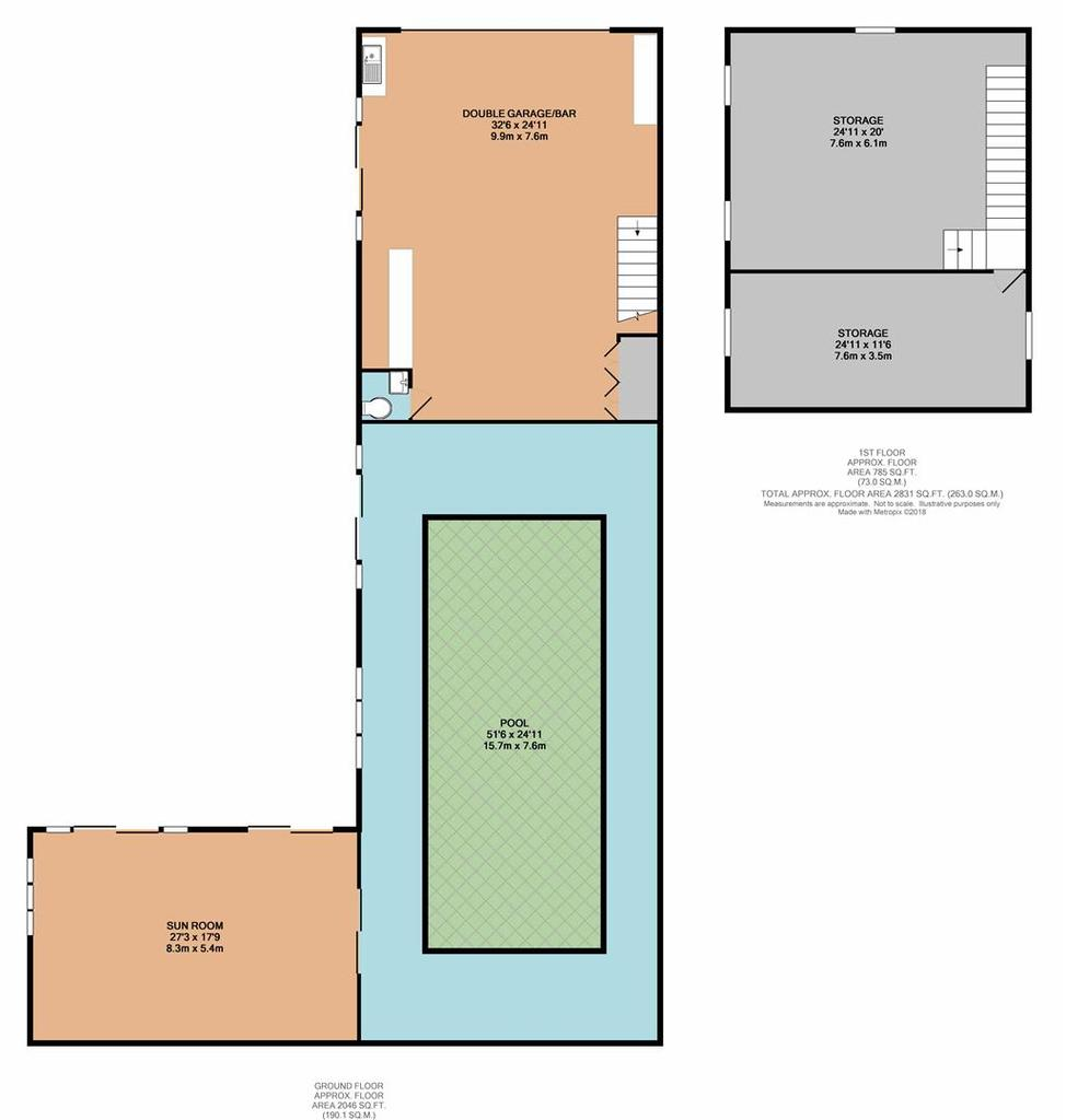 Floorplan 6 of 9: Outbuilding Floor Plan