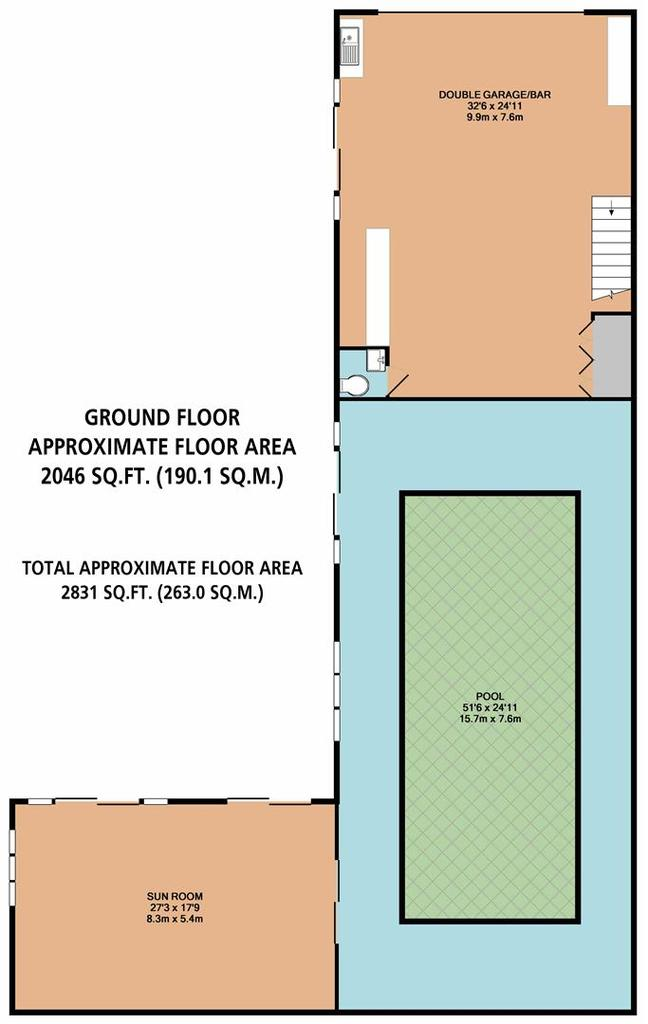 Floorplan 8 of 9: Outbuilding Ground Floor