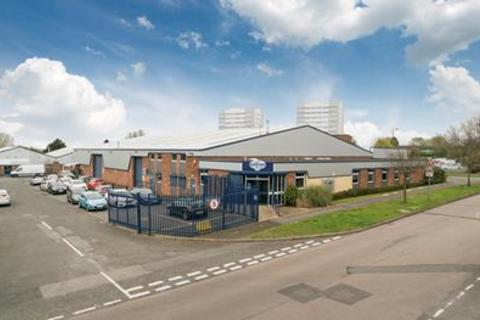 Industrial unit to rent - Unit 1, Griffin Business Park, Walmer Way, Chelmsley Wood, Birmingham, West Midlands