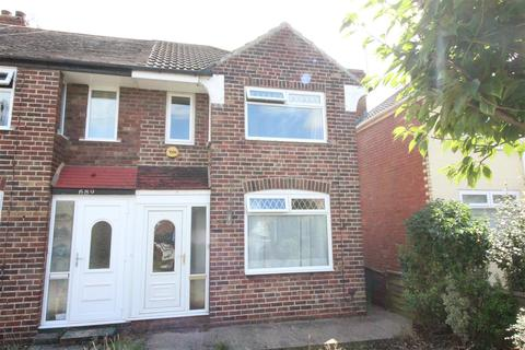 2 bedroom end of terrace house for sale - Hotham Road South, Hull