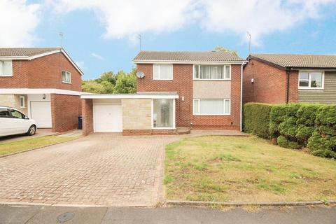 3 bedroom detached house for sale - Wilmington Close, Kingston Park, Newcastle Upon Tyne