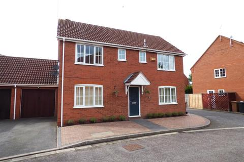 4 bedroom detached house for sale - Burwell Reach, Botolph Green, Peterborough