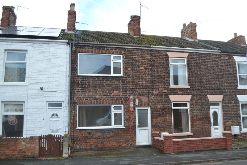 2 Bedrooms Terraced House for sale in Barrow Road, New Holland