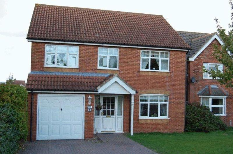4 Bedrooms Detached House for sale in Feyzin Drive, Barton-Upon-Humber