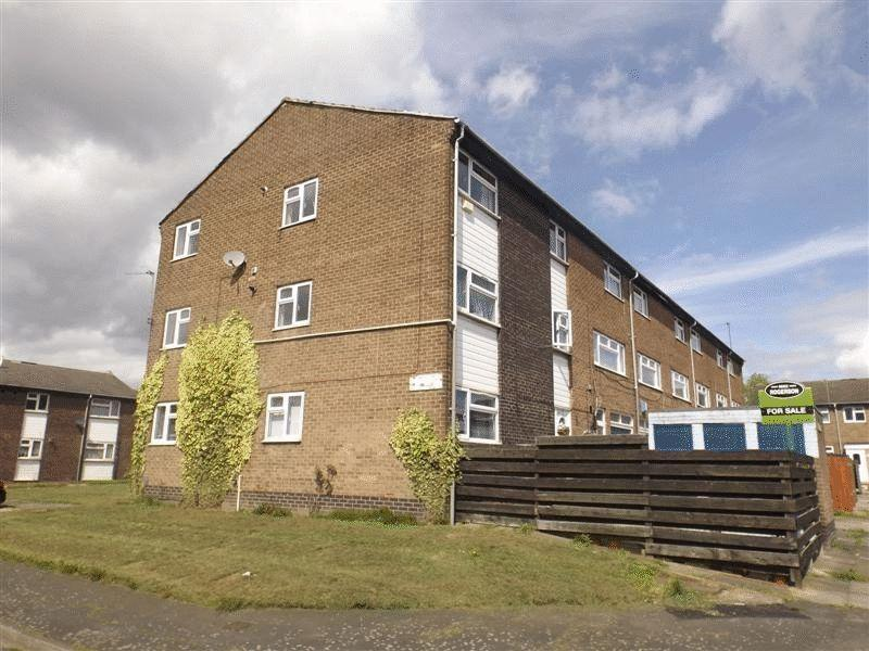 2 Bedrooms Flat for sale in Belper Close, Wallsend - Two Bedroom Second Floor Flat