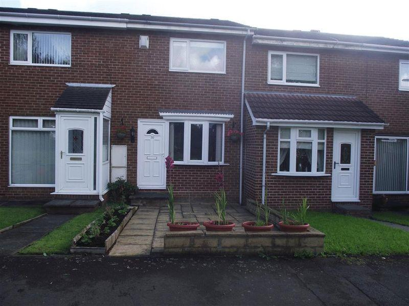 2 Bedrooms Terraced House for sale in Wimslow Close, Wallsend - Two Bed Mid Link