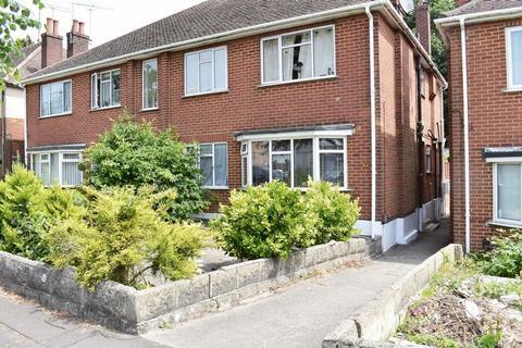 2 bedroom apartment for sale - Ground Floor Flat with Garden & Garage. Queens Court, Five Ways, Charminster, BH8