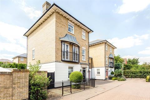 5 bedroom link detached house for sale - Pewterers Avenue, Bishop's Stortford, Hertfordshire, CM23