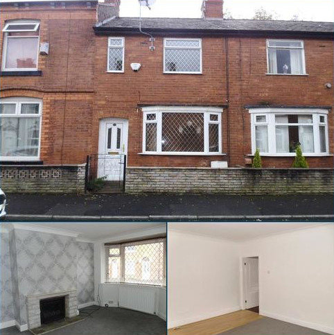 2 bedroom terraced house to rent - Wesley Street, Failsworth, Manchester, M35