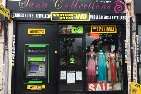 Shop to rent - Washwood Heath Road, Washwood Heath, B8