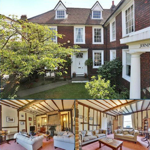 4 bedroom terraced house for sale - Jerningham House, 18 Mount Sion, Tunbridge Wells, Kent, TN1