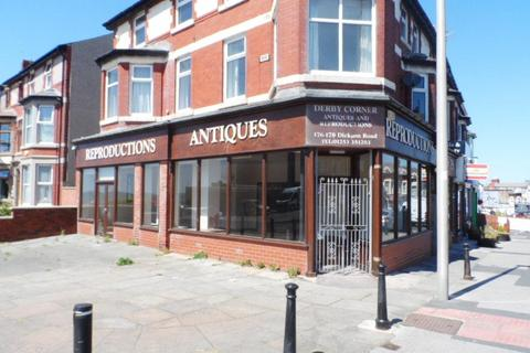 Shop to rent - Dickson Road, BLACKPOOL, FY1 2JS