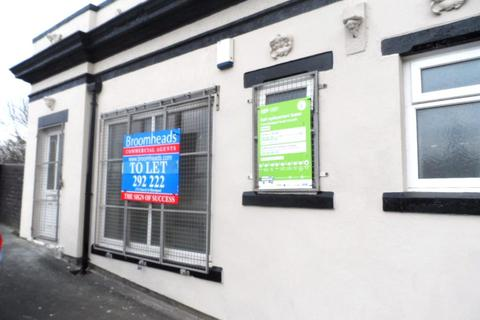 Shop to rent - Waterloo Road, BLACKPOOL, FY4 2AB