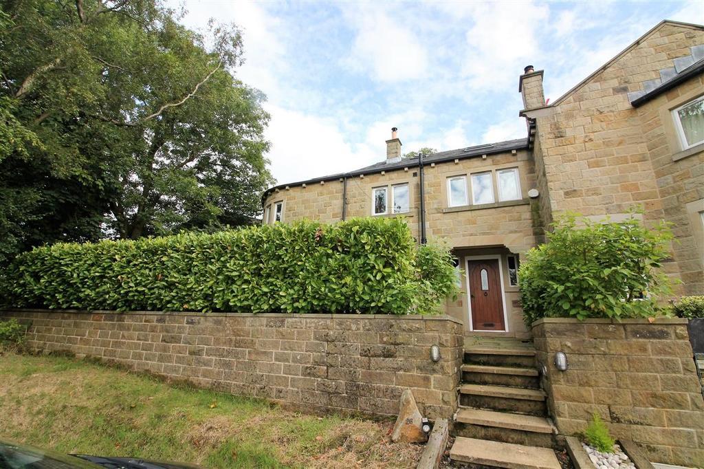 6 Bedrooms Semi Detached House for sale in Stoodley Grange, Lee Bottom Road, Todmorden