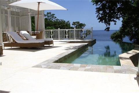 2 bedroom house  - Sugar Beach Resort, Val Des Pitons, Saint Lucia