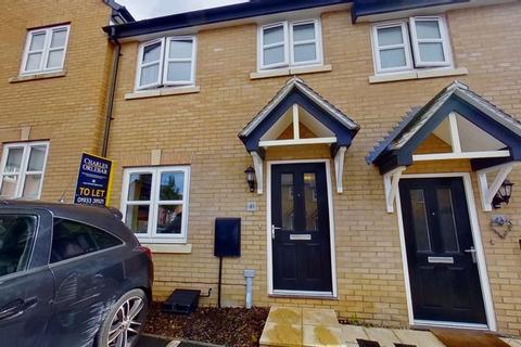 3 bedroom terraced house to rent - Gardenfield, Higham Ferrers