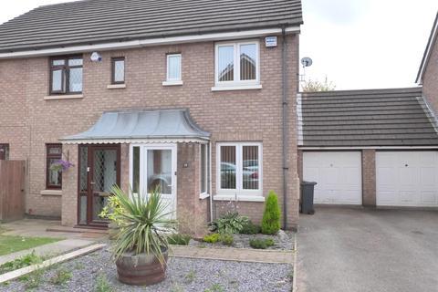 2 bedroom semi-detached house to rent - Slateley Crescent, Shirley, B90 4XW