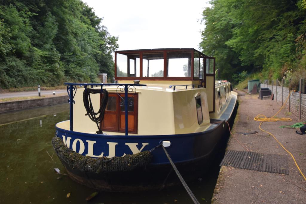Kenilworth Road Knowle Solihull 2 Bed Houseboat For Sale 139 000